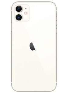 Apple iPhone 11 Blanc