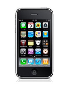 Apple iPhone 3G S 32 Go Blanc Occasion