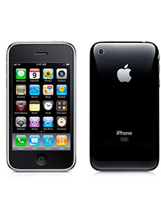 Apple iPhone 3G S 32 Go Noir Occasion
