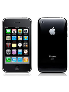 Apple iPhone 3G S Reconditionné Noir