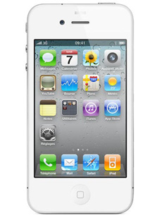 Apple iPhone 4 16 Go Blanc