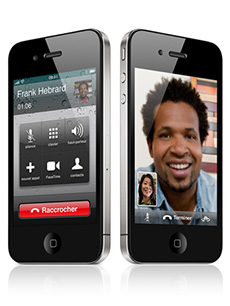 Apple iPhone 4 Noir