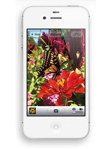 Apple iPhone 4S 16 Go Blanc