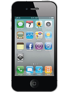 apple iphone 4s 16go reconditionn noir pas cher prix. Black Bedroom Furniture Sets. Home Design Ideas