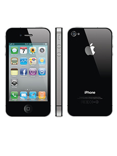 Apple iPhone 4S 16Go Reconditionné Noir