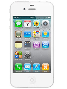Apple iPhone 4S 16Go Reconditionné Blanc