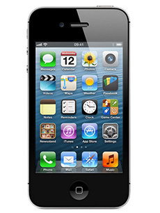 Apple iPhone 4S 8Go Occasion Noir