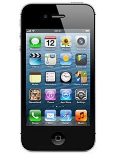 apple iphone 4s reconditionn noir pas cher prix et avis. Black Bedroom Furniture Sets. Home Design Ideas