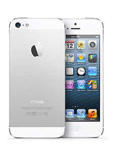 Apple iPhone 5 16 Go Blanc