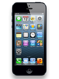 Apple iPhone 5 16Go Occasion Noir