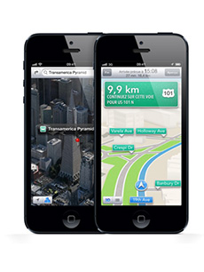 Apple iPhone 5 Noir