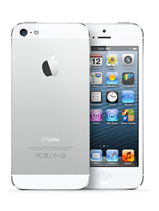 Apple iPhone 5 32Go Occasion Blanc