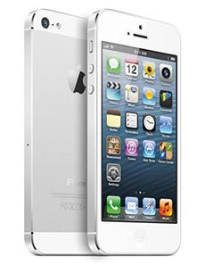 Apple iPhone 5 64Go Occasion Blanc