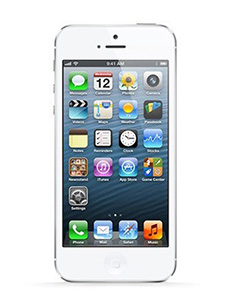 Apple iPhone 5 64 Go Blanc