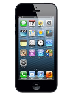 Apple iPhone 5 64Go Occasion Noir