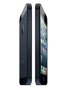 Apple iPhone 5 Reconditionné Noir