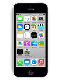 Apple iPhone 5C 16Go Occasion Blanc