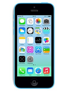 Apple iPhone 5C 16Go Occasion Bleu