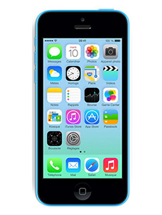 Apple iPhone 5C 16Go Bleu