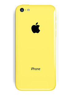Apple iPhone 5C 16Go Jaune