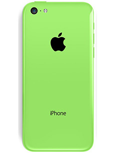 Apple iPhone 5C 16Go Occasion Vert