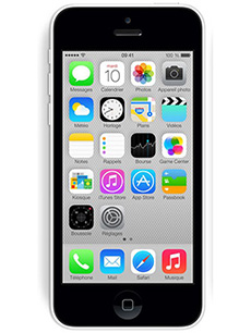 Apple iPhone 5C 16Go Reconditionné Blanc