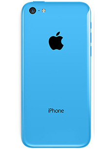 Apple iPhone 5C 16Go Reconditionné Bleu