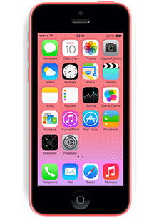 apple iphone 5c 16go reconditionn rose pas cher prix caract ristiques avis. Black Bedroom Furniture Sets. Home Design Ideas