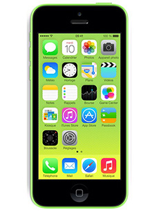 Apple iPhone 5C 32Go Reconditionné Vert