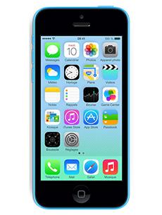 Apple iPhone 5C Bleu