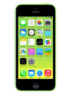Apple iPhone 5C Vert