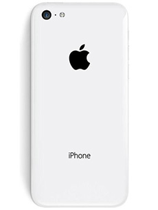 Apple iPhone 5C 8Go Occasion Blanc
