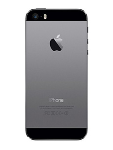 Apple iPhone 5S 16Go Gris sidéral