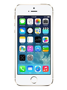 Apple iPhone 5S 32Go Or