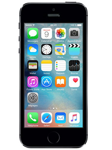 Apple iPhone 5S 32Go Reconditionn�  Gris Sid�ral