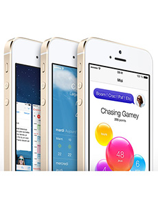Apple iPhone 5S Or