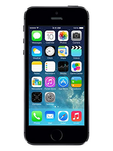 Apple iPhone 5S 64Go Gris sid�ral