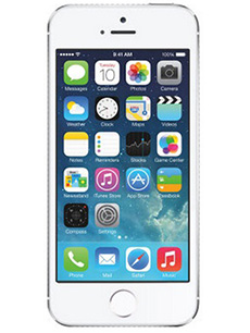 Apple iPhone 5S 64Go Reconditionné Argent