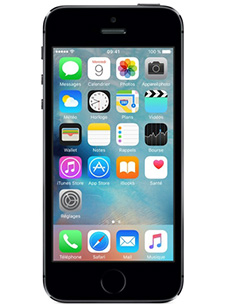 Apple iPhone 5S 64Go Reconditionn� Gris Sid�ral