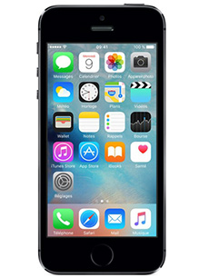 Apple iPhone 5S Reconditionn� Gris Sid�ral