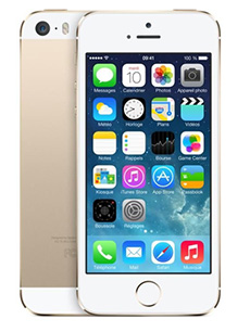 Apple iPhone 5S Reconditionné Or