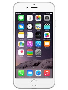 Apple iPhone 6 128Go Argent