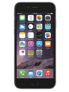 Apple iPhone 6 128Go Gris Sidéral