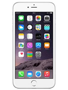 Apple iPhone 6 Plus 128Go Argent