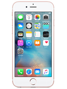 apple iphone 6s 128go reconditionn or rose pas cher prix caract ristiques avis. Black Bedroom Furniture Sets. Home Design Ideas