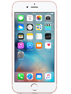 Apple iPhone 6S 64Go Reconditionné Or Rose
