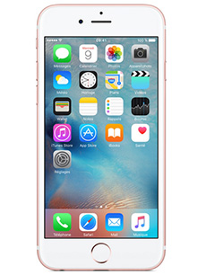 Apple iPhone 6S Plus 64Go Reconditionn� Or Rose