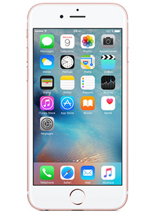 Apple iPhone 6S Reconditionn� Or Rose