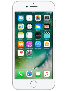 Apple iPhone 7 256Go Argent