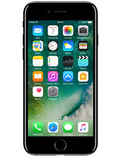 Apple iPhone 7 256Go Noir de jais